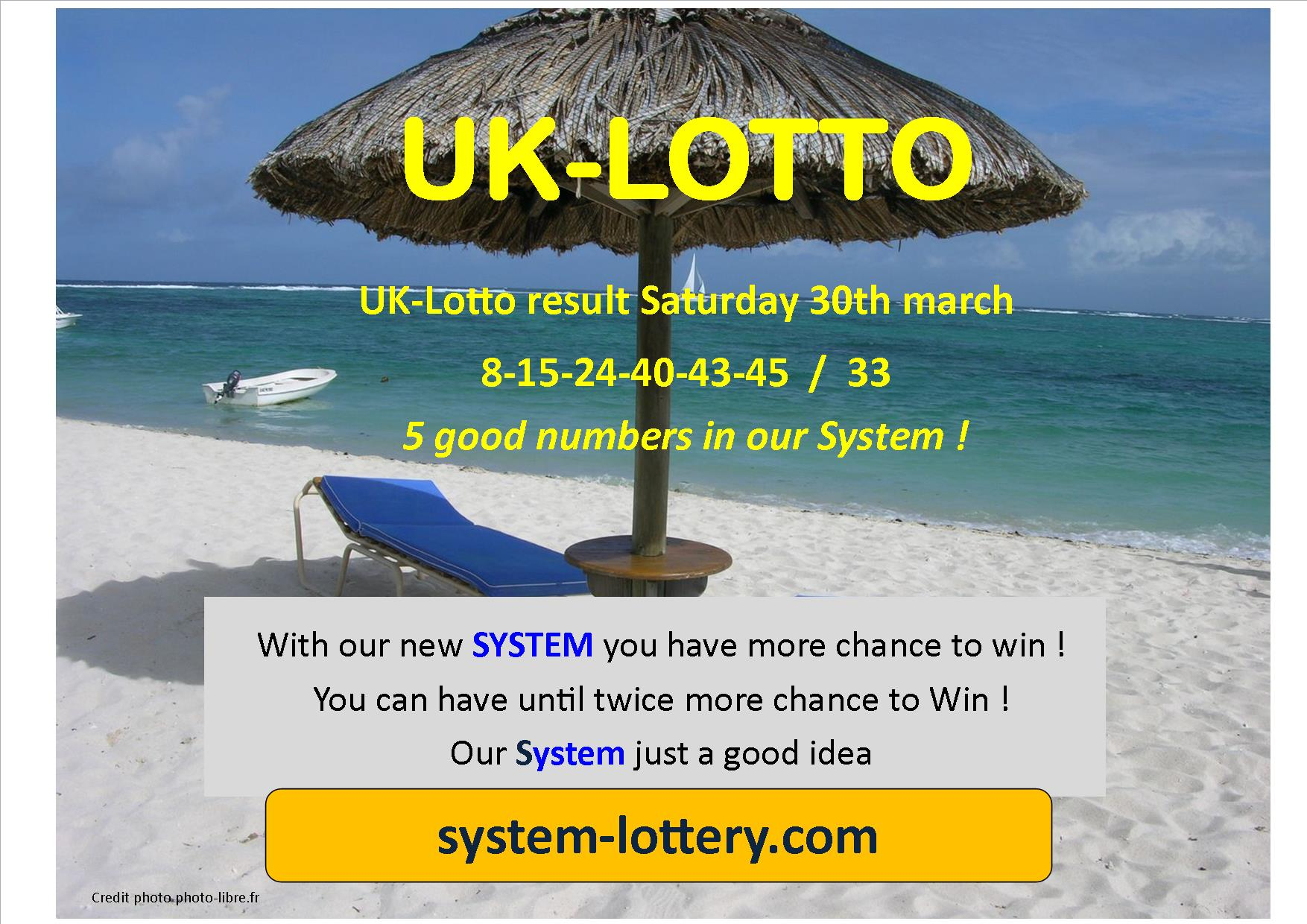 which lottery has the best chance of winning uk