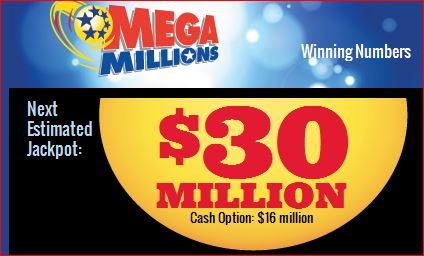 mega millions next jackpot friday april 4