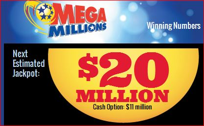 mega millions next jackpot tuesday april 1