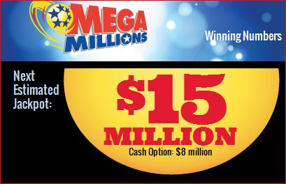 next jackpot mega millions tuesday april 8