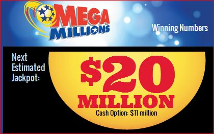 mega millions next jackpot tuesday march 25