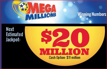 next jackpot mega millions friday april 11